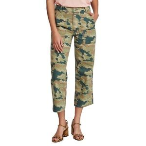 Free People Remy Camouflage Pants Size 26
